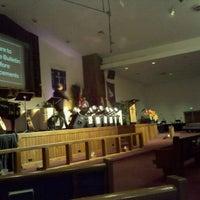 Photo taken at Lakeview Wesleyan Church by Aeron K. on 10/9/2011