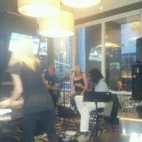Photo taken at Grand Cru Mixologie Lounge by Sarah B. on 7/29/2012