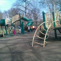 Photo taken at Watsessing Park by Billz B. on 3/12/2012