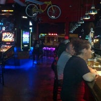 Photo taken at 381 Main Bar & Grill by Richard G. on 4/6/2012