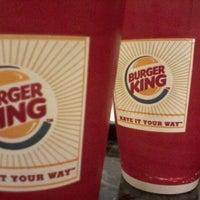Photo taken at Burger King by Nicholas E. on 10/27/2011
