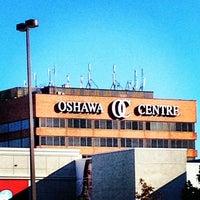 Photo taken at Oshawa Centre by Sebastian Mark K. on 8/29/2012