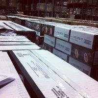 Photo taken at Atlanta Bonded Warehouse by Jeffrey H. on 11/7/2011