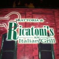Photo taken at Ricatoni's Italian Grill by AJ on 7/30/2011