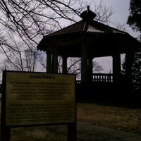 Photo taken at Evergreen Cemetery by Eric S. on 2/13/2011