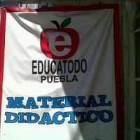Photo taken at Educatodo by Xavier B. on 10/15/2011