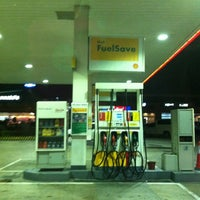 Photo taken at Shell by Trissie C. on 12/1/2011