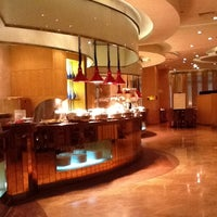 Photo taken at Crowne Plaza Shanghai | 上海银星皇冠酒店 by Robbie W. on 9/3/2011