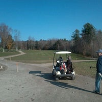 Photo taken at Loudon Country Club by jim S. on 11/8/2011