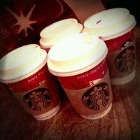 Photo taken at Starbucks Coffee by Gefh S. on 11/22/2011
