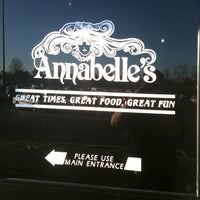 Photo taken at Annabelle's by Andrew S. on 12/30/2011