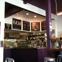 Photo taken at Kasa Indian Eatery by Michael W. on 8/8/2011