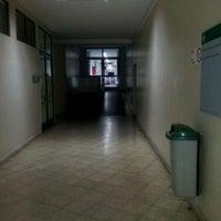 Photo taken at Escuela de Enfermeria by Felipe Andrés S. on 1/31/2012