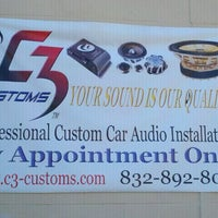 Photo taken at C3 Customs by C3 Customs I. on 9/27/2011