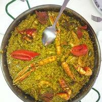 Foto tomada en Restaurante Aspiazu por Mufastor el 8/7/2011