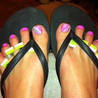 Photo taken at Modern Nails by Amy P. on 5/13/2012