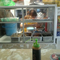 Photo taken at Warung Makan Mbak Wanti by Deby A. on 9/22/2011