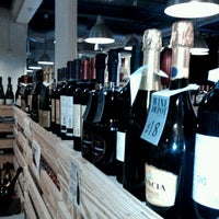 Photo taken at Wine Depot & Bistro 555 by david on 12/10/2011