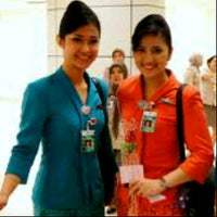 Photo taken at Garuda Indonesia Airlines by Bathara K. on 1/26/2012