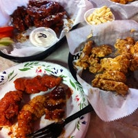 Photo taken at Sparky's Wings and Things by Janice C. on 8/23/2012