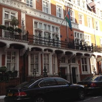 Photo taken at Azerbaijan Visa Embassy by Nylane on 8/20/2012
