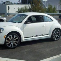 Photo taken at Quirk Volkswagen by Quirk Auto Dealers on 9/14/2011