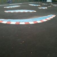 Photo taken at Rc Planet Speedway by Wan Ahmad Masuwaradi W. on 1/28/2012
