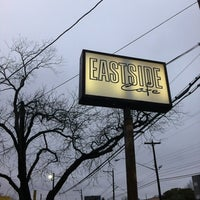Photo taken at Eastside Cafe by Lauren M. on 3/11/2012