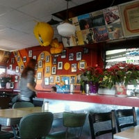 Photo taken at The Bus Terminal Family Restaurant by Alex J. on 1/21/2012