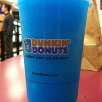 Photo taken at Dunkin' Donuts by Jillian O. on 11/22/2011