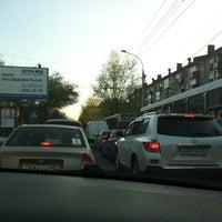 Снимок сделан в Парк-аллея «Восход» пользователем Anastasia 5/11/2012