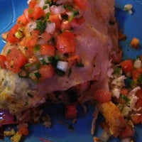 Photo taken at La Botana Fresco Grill & Cantina by Brian H. on 9/8/2011