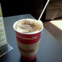 Photo taken at Juan Valdez Café by Jorge Luis C. on 12/29/2011