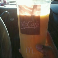 Photo taken at McDonald's by Feeshia B. on 9/10/2012