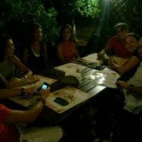Photo taken at La Caverna Del Mastro Birraio by Giacomo L. on 8/26/2011
