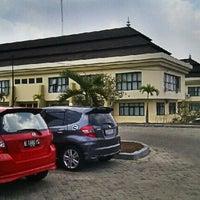 Photo taken at Kawasan Pusat Pemerintahan Provinsi Banten (KP3B) by Bonny W. N. on 9/13/2012