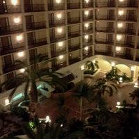 Photo taken at Sheraton Suites Tampa Airport Westshore by Deborah H. on 8/5/2012