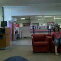 Photo taken at Bank Of America by Tiffany W. on 10/25/2011