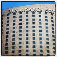 Photo taken at Renaissance Dallas Hotel by Kansas City C. on 5/4/2012