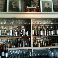 Photo taken at Oddfellows Cafe & Bar by Anita A. on 7/17/2012