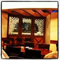 Photo taken at Angelo Pietro Restaurant by Pu'unui W. on 10/28/2011