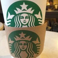 Photo taken at Starbucks by Patrick W. on 3/29/2012