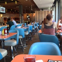 Photo taken at Uptown Cafeteria by Erik B. on 7/30/2012