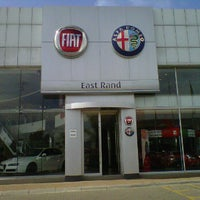 Photo taken at McCarthy FIAT East Rand by Werner W. on 12/7/2011