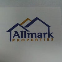 Photo taken at Allmark Properties by Jenneen H. on 7/20/2011