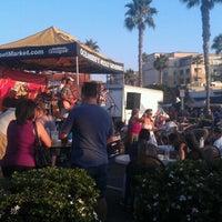 8/31/2012 tarihinde Kelly M.ziyaretçi tarafından Oceanside Farmers Market'de çekilen fotoğraf