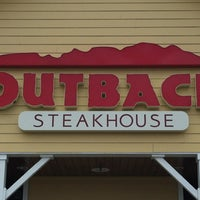 Photo taken at Outback Steakhouse by Maurice W. on 8/26/2012