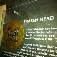 Photo taken at Brazen Head Irish Pub by Bruce C. on 12/8/2011