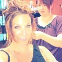 Photo taken at J. Kelley Salon by Jill Kelley R. on 8/28/2012