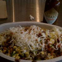 Photo taken at Chipotle Mexican Grill by Matthew S. on 9/15/2011